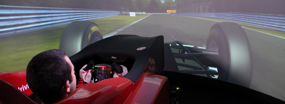 F1Driving Training Vision