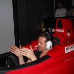 James Thompson - HRS Racing Simulator