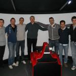 James Thompson, Hexathron Racing Systems & ARC_Team staff