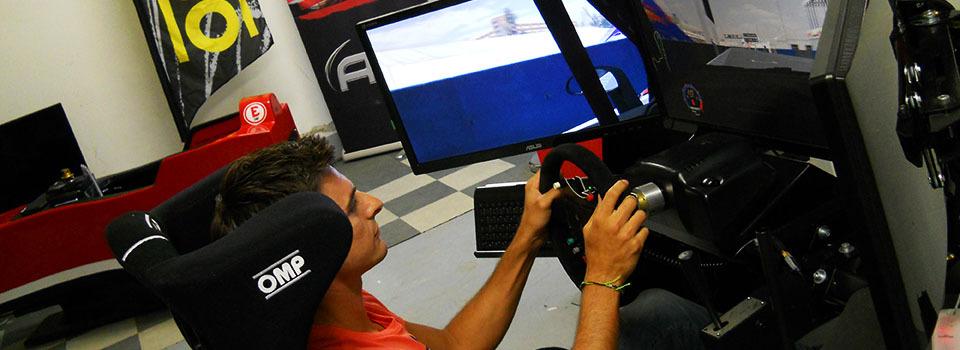 Simulatore GT - Marco Bonanomi
