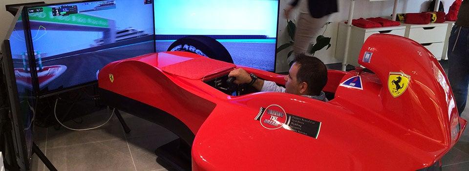 Driving The Dream - Ferrari
