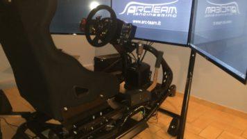 Simulatore rally professionaleBRAINSIM GT by ARC-Team Engineering