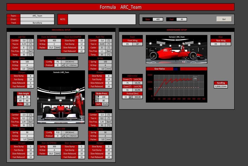 SIM CREATOR by ARC TEAM ENGINEERING