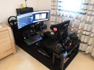 Esempio simulatore di guida intermedio