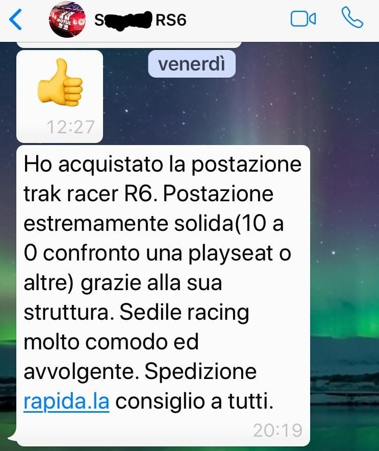 Recensione RS6