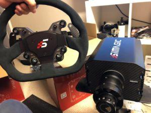 simagic volante direct drive