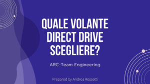 volante direct drive
