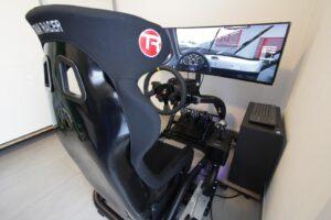 volante rally pc simagic m10