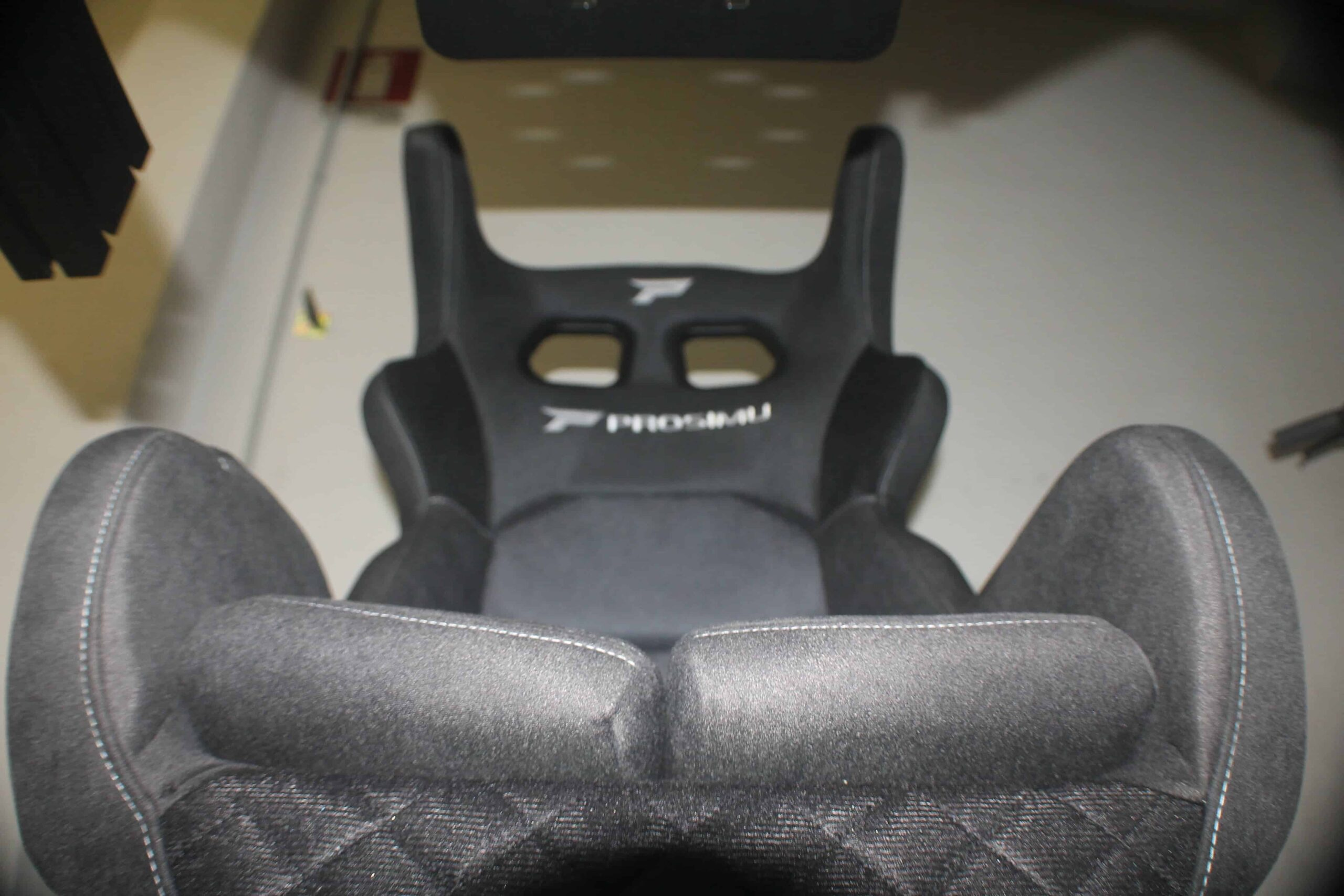 sedile simulatore di guida prosimu